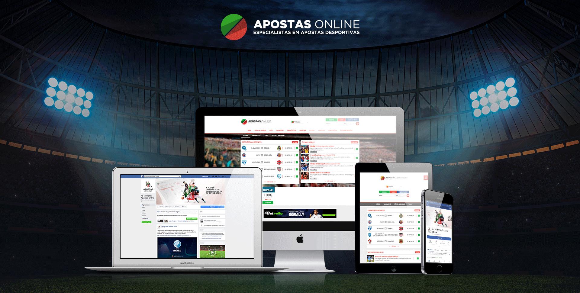 Apostas Online