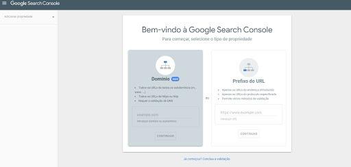 Como configurar o Google Search Console1